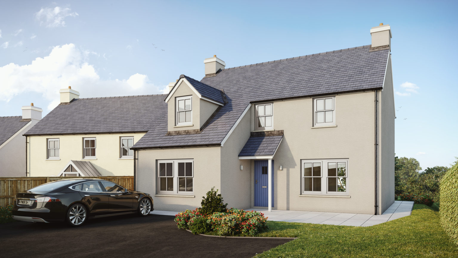 The Bowen - A thoughtfully designed, spacious four bedroom family home. The heart